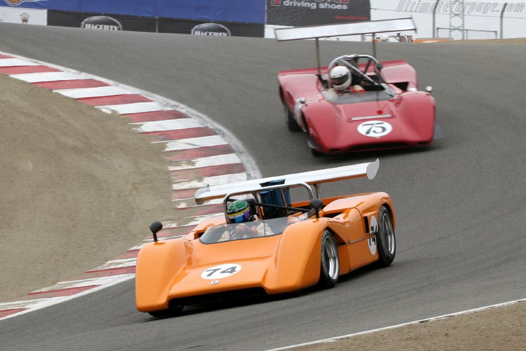 McLaren M8E - Chassis: M8E-80-01   - 2005 Monterey Historic Automobile Races