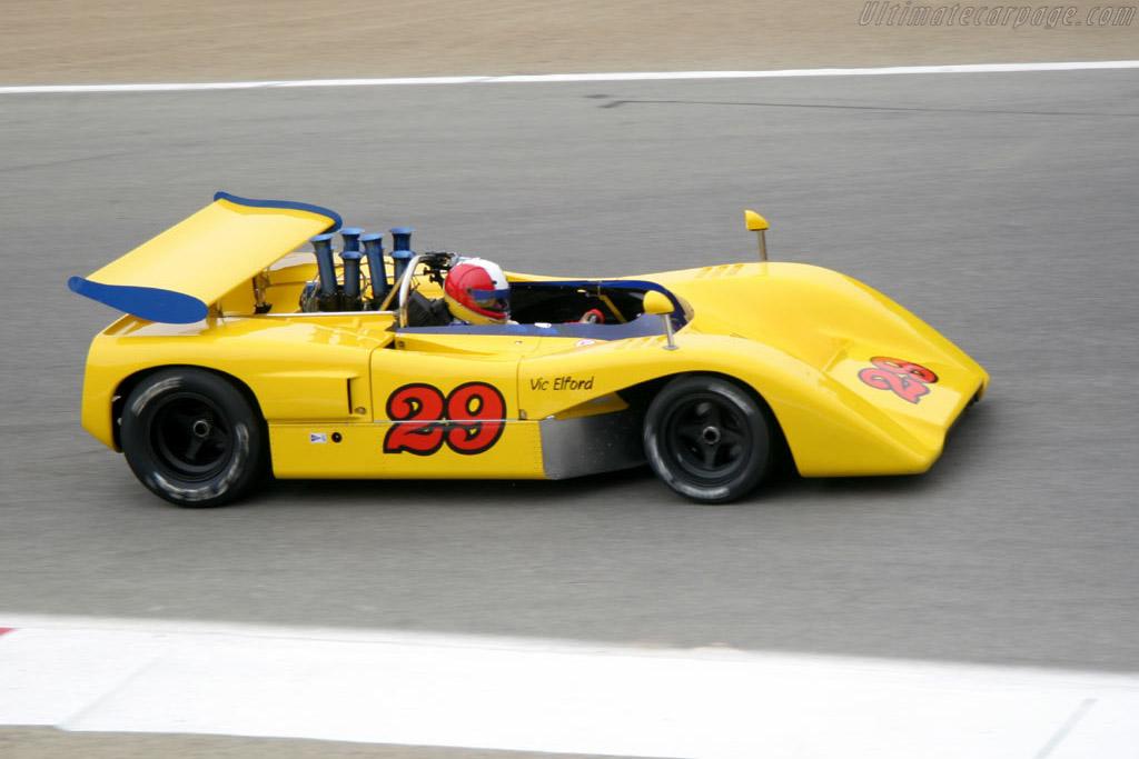 Can Am Car >> McLaren M8E - 2005 Monterey Historic Automobile Races