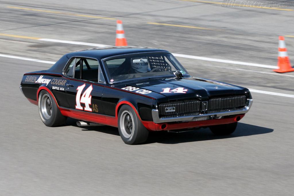Mercury Cougar    - 2005 Monterey Historic Automobile Races