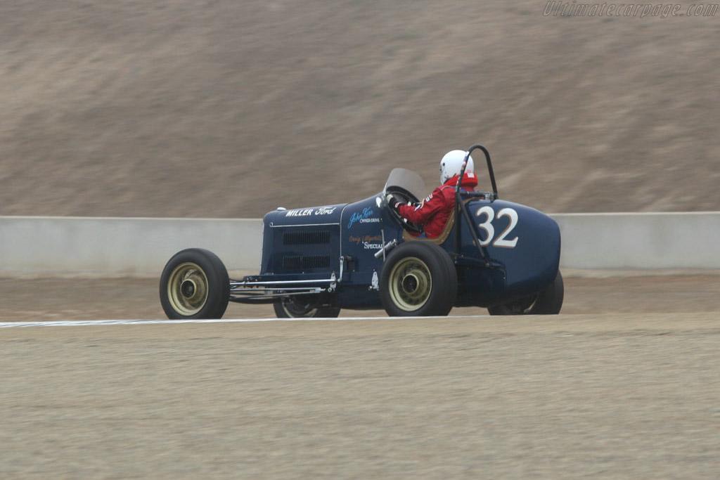 Miller Schofield    - 2005 Monterey Historic Automobile Races