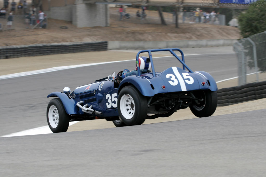 Monsterati Special    - 2005 Monterey Historic Automobile Races