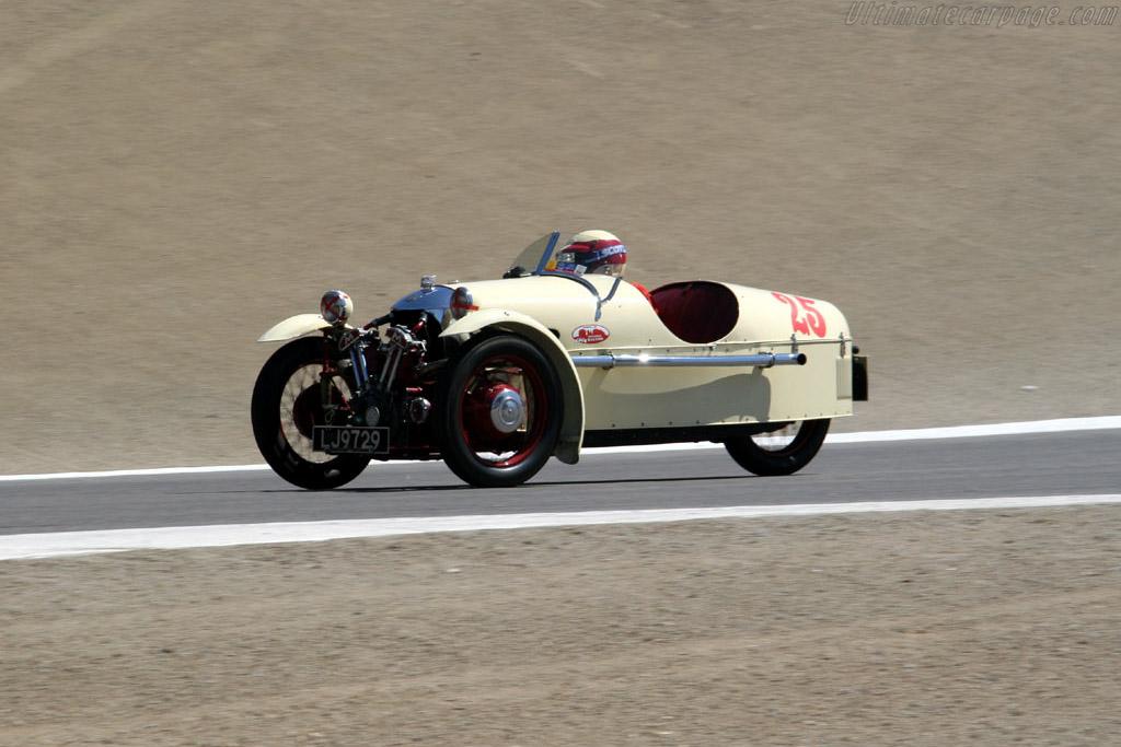 Morgan SS    - 2005 Monterey Historic Automobile Races