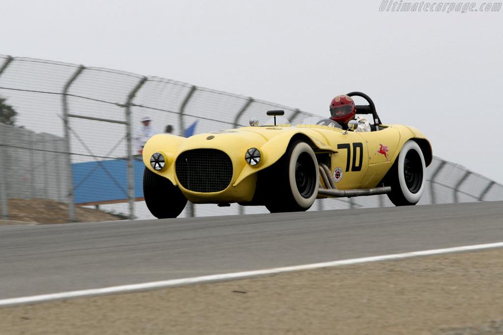 Ol' Yeller II    - 2005 Monterey Historic Automobile Races