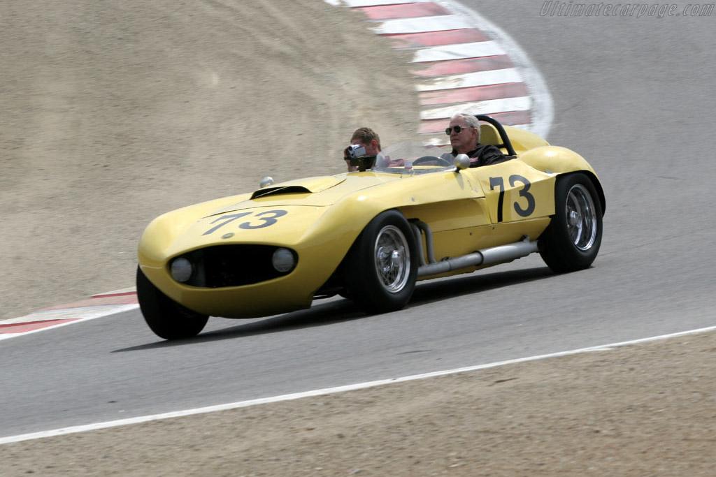 Ol' Yeller III    - 2005 Monterey Historic Automobile Races