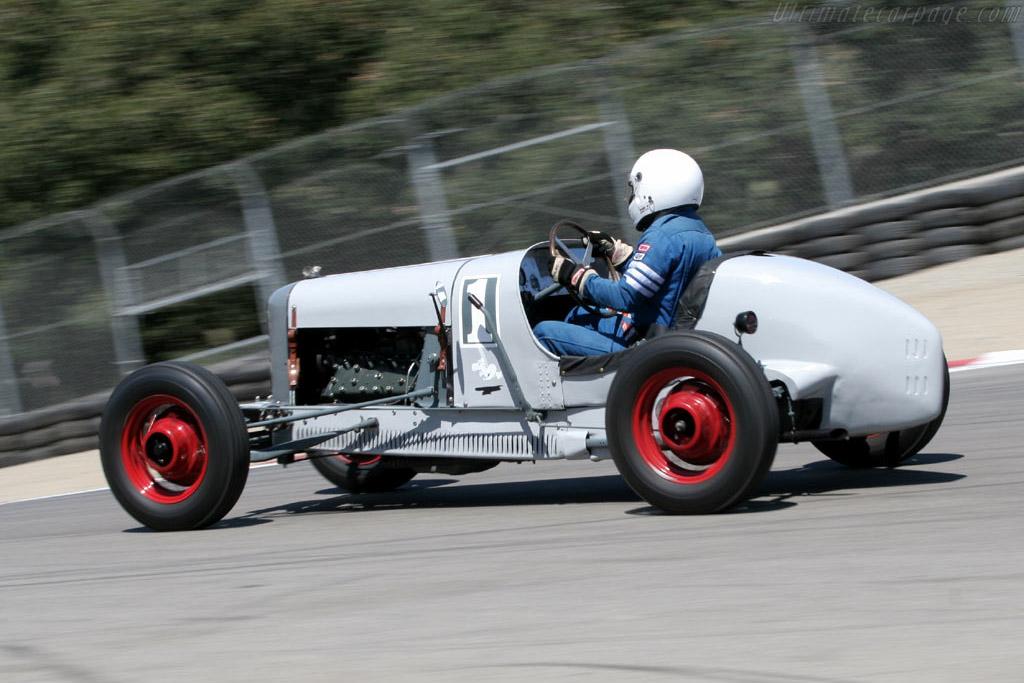 Old Grey Mare    - 2005 Monterey Historic Automobile Races