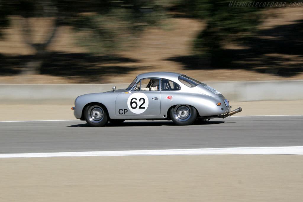 Porsche 356 Super 90    - 2005 Monterey Historic Automobile Races