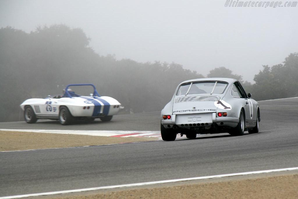 Porsche 911    - 2005 Monterey Historic Automobile Races