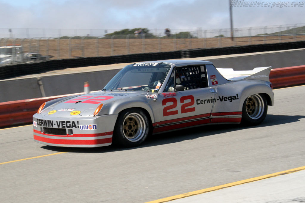 Porsche 914/6 - Chassis: 914 043 1325   - 2005 Monterey Historic Automobile Races