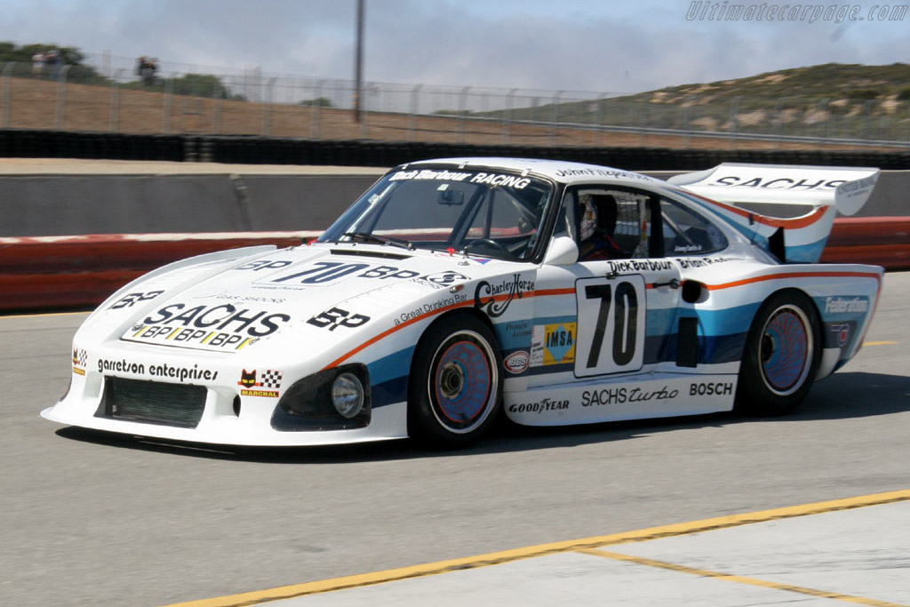 Porsche 935 K3 - Chassis: 000 0023   - 2005 Monterey Historic Automobile Races