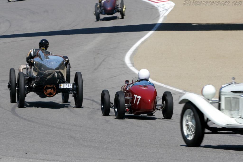 Pre-1935 Sports & Touring Cars    - 2005 Monterey Historic Automobile Races