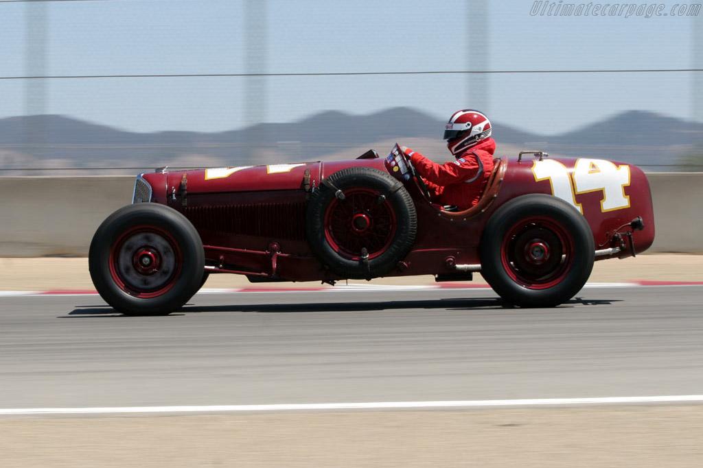 Rigante Chrysler    - 2005 Monterey Historic Automobile Races