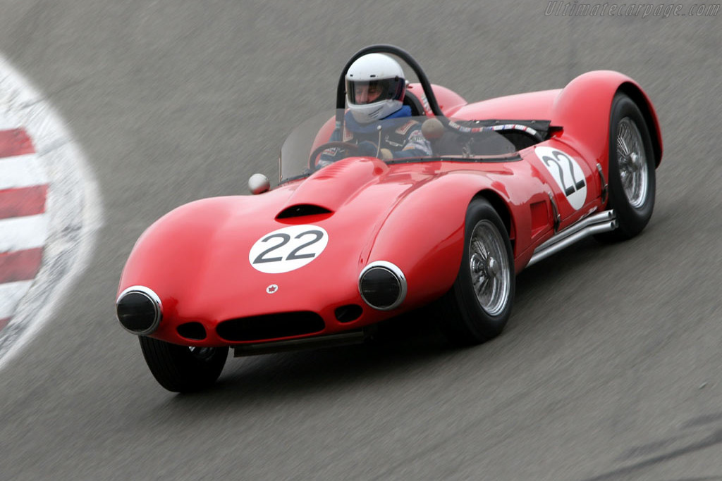 Sadler Mk II    - 2005 Monterey Historic Automobile Races
