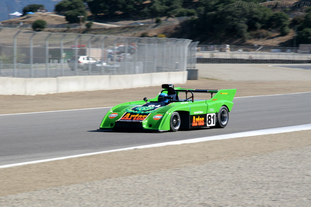 Sauber C4 - Chassis: C04.001   - 2005 Monterey Historic Automobile Races