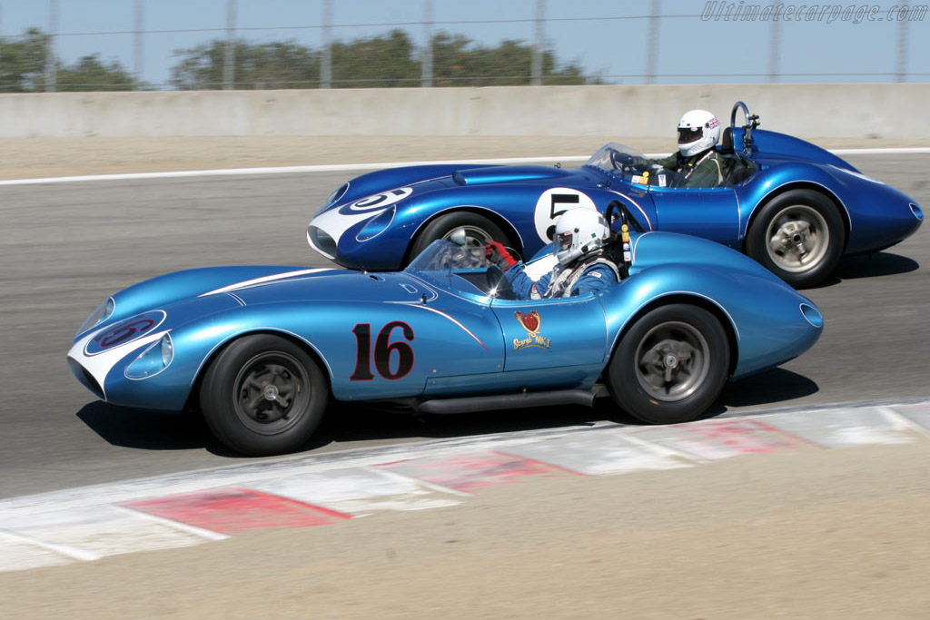 Scarabs - Chassis: 001   - 2005 Monterey Historic Automobile Races