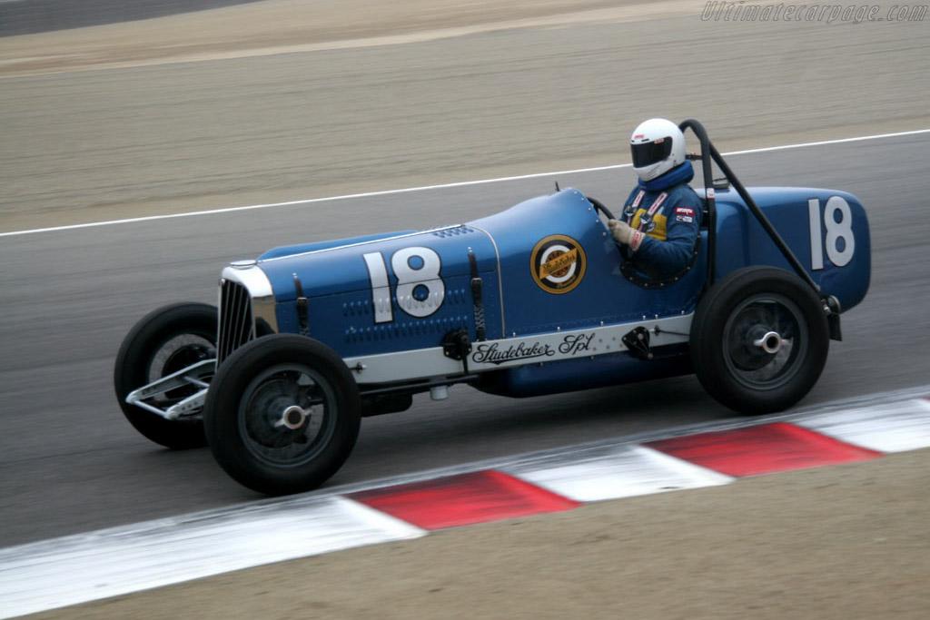 Studebaker Special    - 2005 Monterey Historic Automobile Races