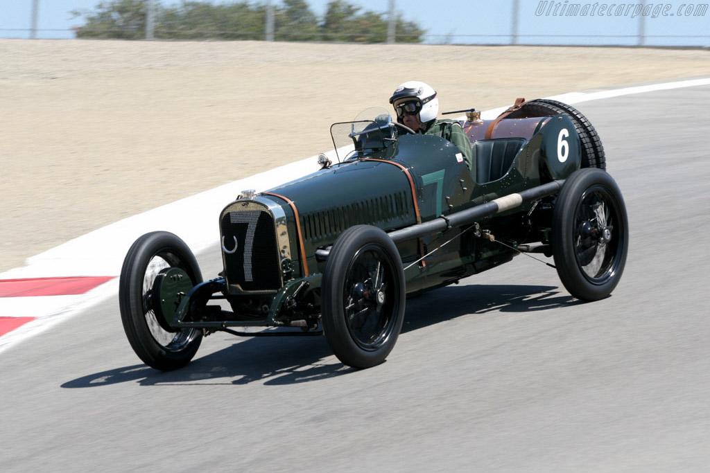 Sunbeam TT    - 2005 Monterey Historic Automobile Races