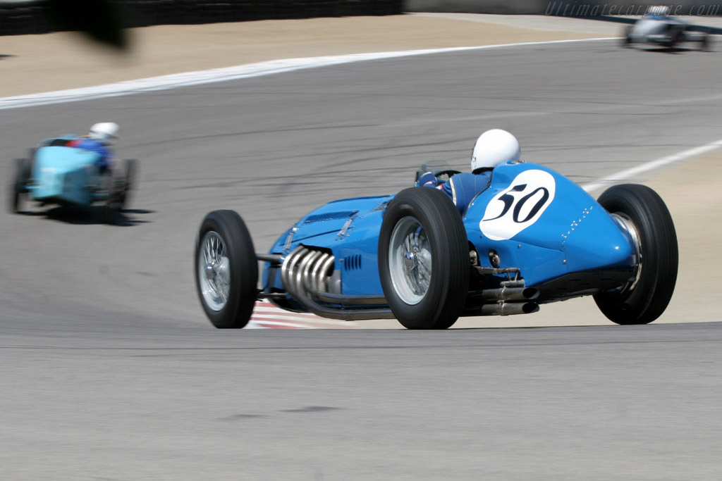 Talbot Lago T26 GP - Chassis: 110052   - 2005 Monterey Historic Automobile Races