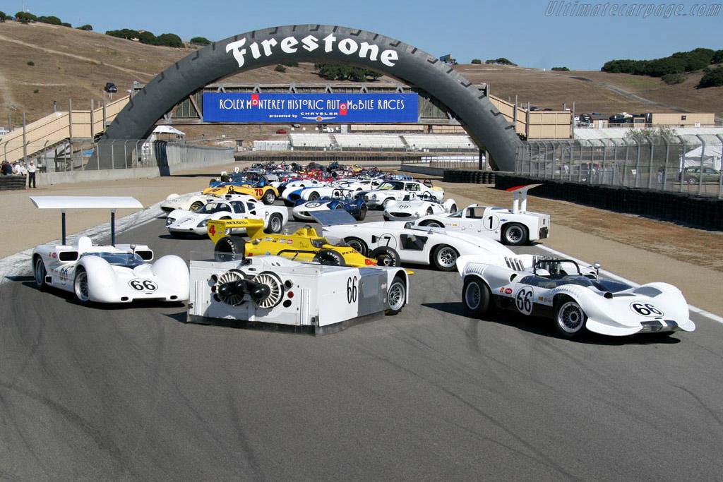 The American Specials    - 2005 Monterey Historic Automobile Races
