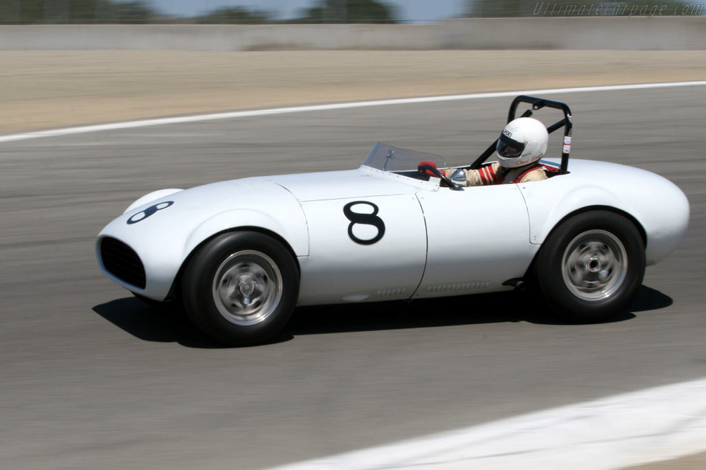 Troutman Barnes Special    - 2005 Monterey Historic Automobile Races