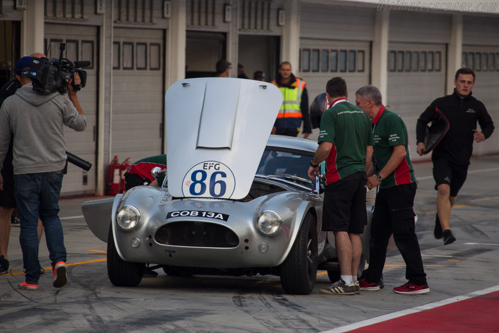 AC Shelby Cobra - Chassis: CSX2157 - Driver: Andrew Beverley  - 2017 Hungaroring Classic