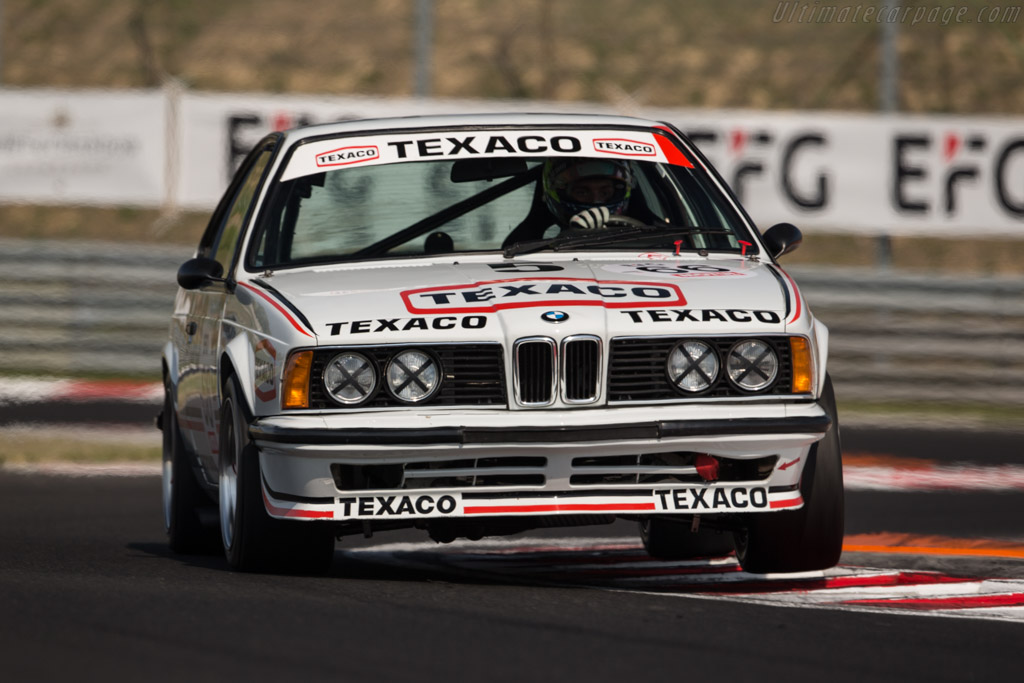BMW 635 CSI  - Driver: Armand Mille  - 2017 Hungaroring Classic