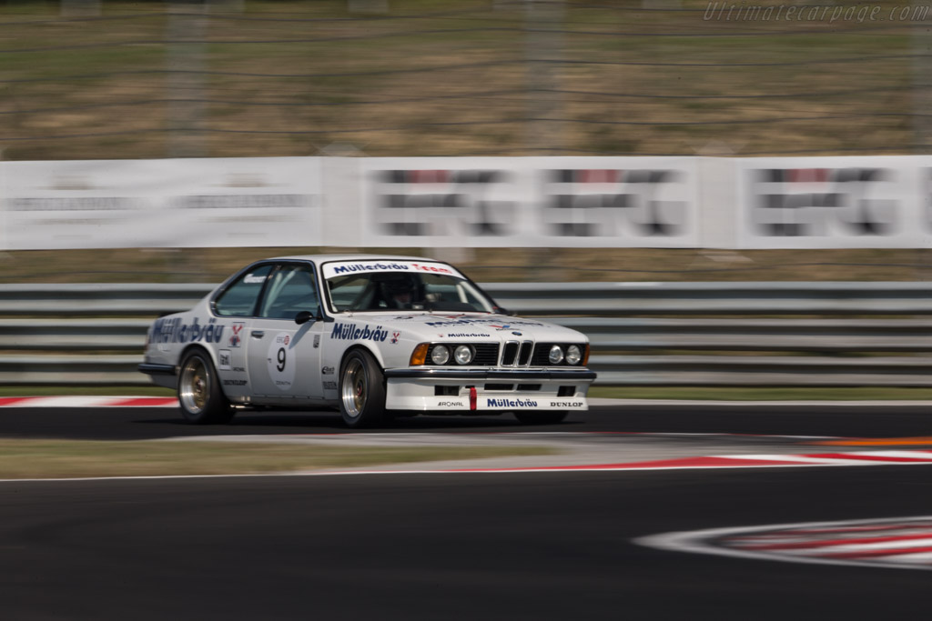 BMW 635 CSI - Chassis: E24 RA2-49 - Driver: Maxime Guenat  - 2017 Hungaroring Classic