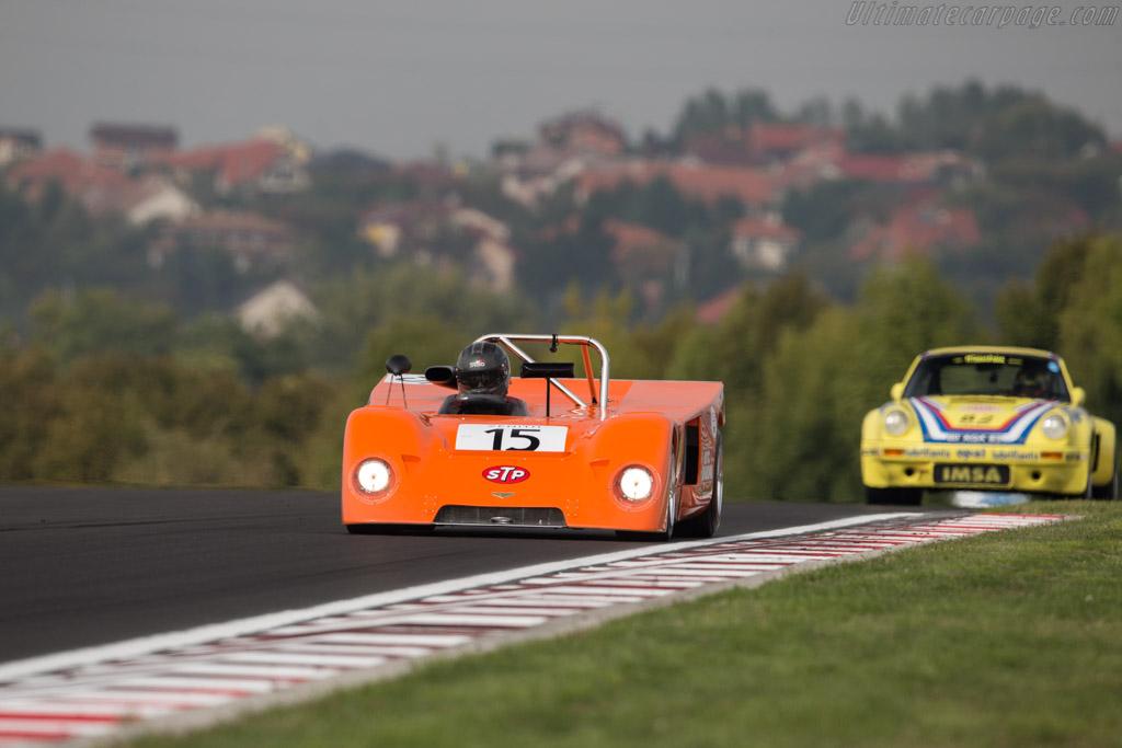 Chevron B19 - Chassis: B19-71-4 - Driver: John Emberson / Bill Wykeham  - 2017 Hungaroring Classic