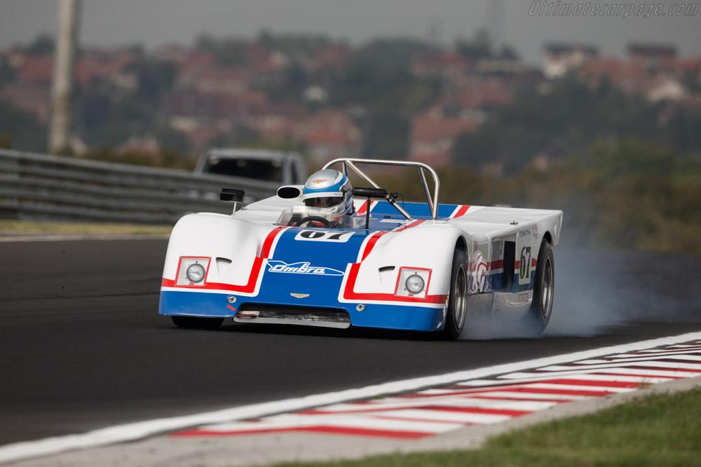 Chevron B19 - Chassis: B19-71-14 - Driver: Maurizio Bianco  - 2017 Hungaroring Classic