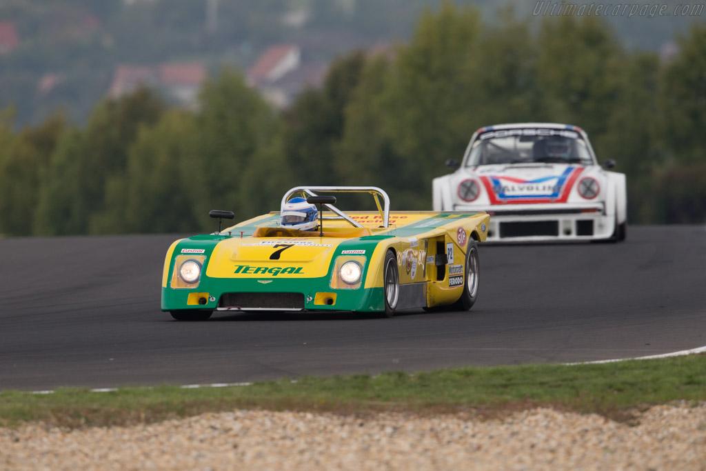 Chevron B21 - Chassis: B21-72-6 - Driver: Jean Legras  - 2017 Hungaroring Classic