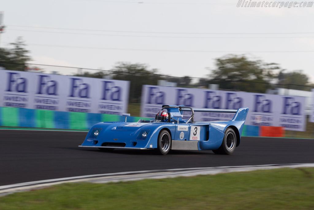 Chevron B26 - Chassis: B26-74-05 - Driver: Martin O'Connell  - 2017 Hungaroring Classic