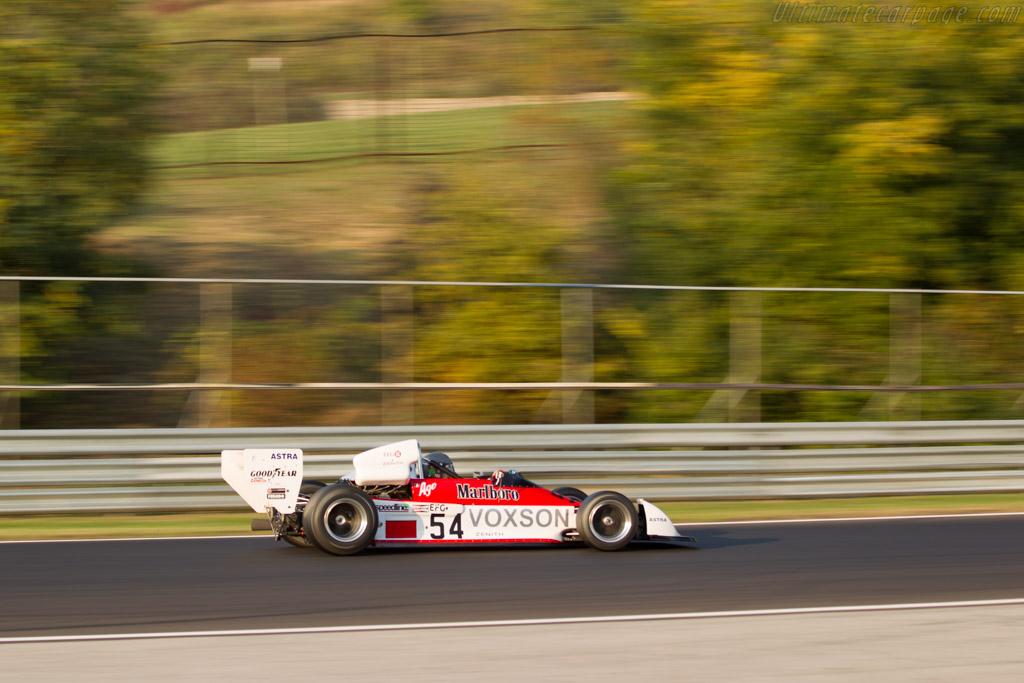 Chevron B42 - Chassis: B42-78-14 - Driver: Richard Meaden  - 2017 Hungaroring Classic