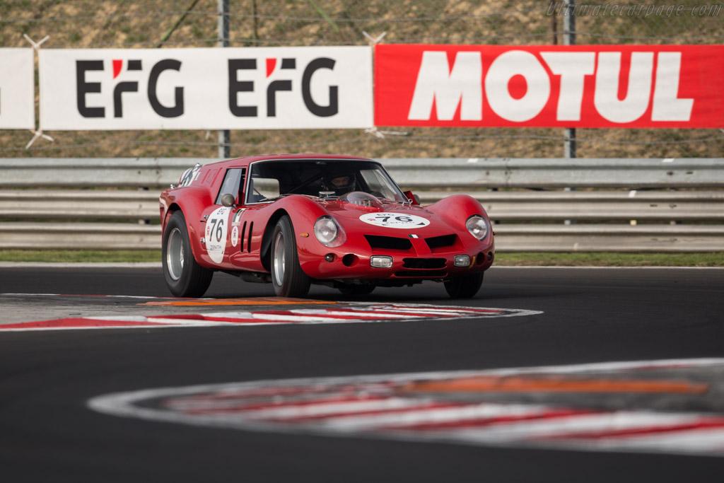 Ferrari 250 GT Breadvan - Chassis: 2819GT - Driver: Martin Halusa / Lukas Halusa  - 2017 Hungaroring Classic