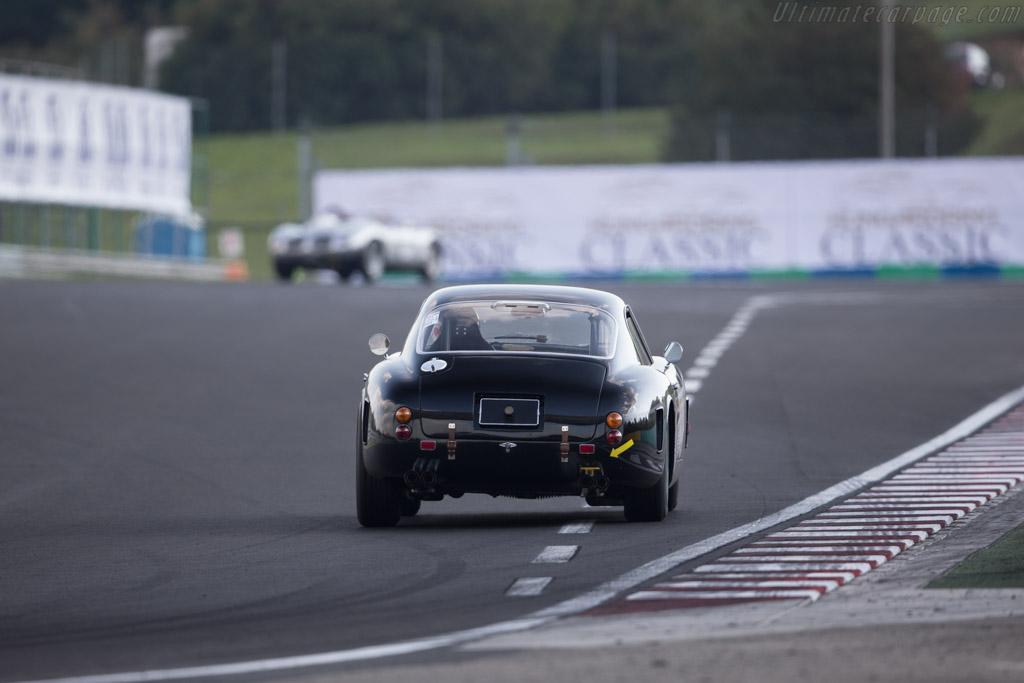Ferrari 250 GT SWB  - Driver: Carlo Vogele  - 2017 Hungaroring Classic