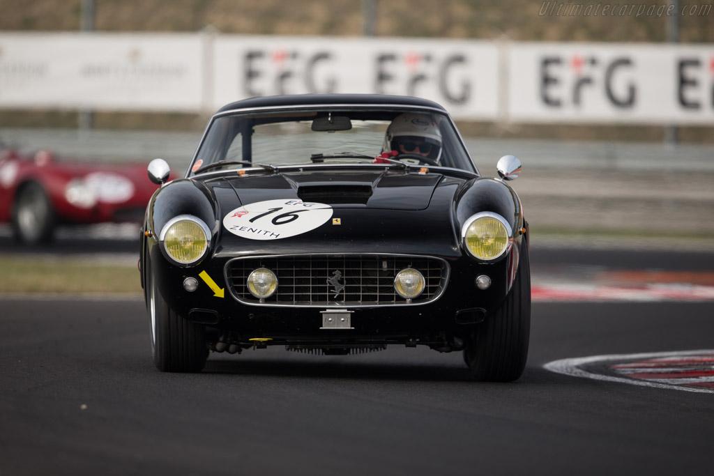 Ferrari 250 GT SWB - Chassis: 1933GT - Driver: Carlo Vogele  - 2017 Hungaroring Classic