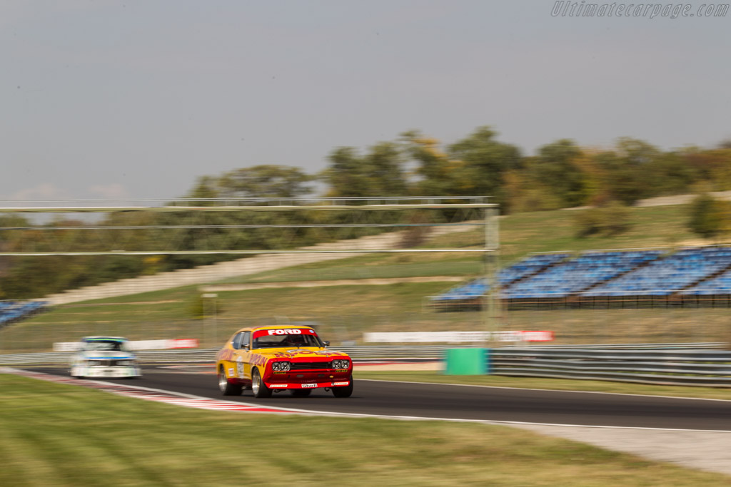 Ford Capri RS 2600 - Chassis: GAECLE42482 - Driver: Yves Scemama  - 2017 Hungaroring Classic