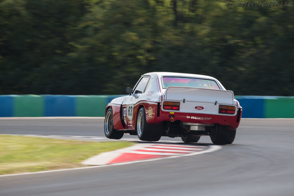 Ford Capri RS 3100  - Driver: Gerard Lopez / Richard Meaden  - 2017 Hungaroring Classic