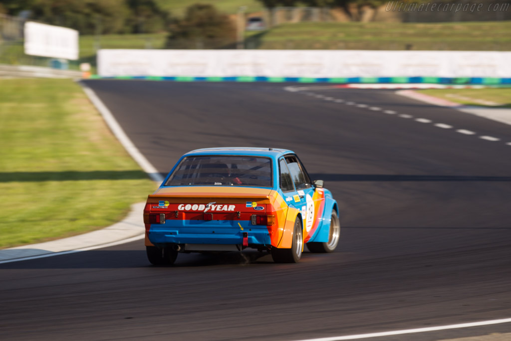 Ford Escort RS 1800 - Chassis: TERZI 08 - Driver: Geoffrey Peter / Caroline Grifnee  - 2017 Hungaroring Classic