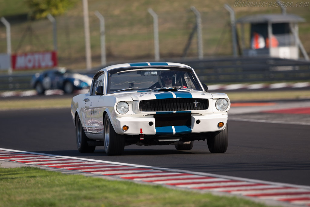 Ford Shelby Mustang GT350 - Chassis: SFM6S508 - Driver: Thomas Studer  - 2017 Hungaroring Classic