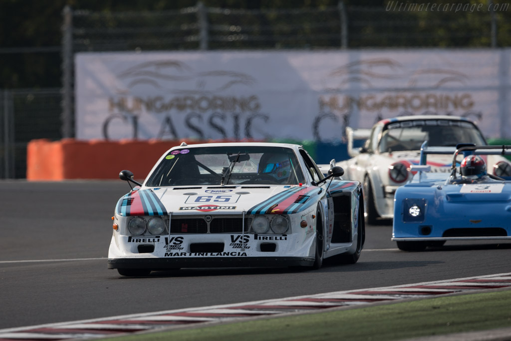 Lancia Beta Montecarlo - Chassis: 1009 - Driver: Franco Meiners  - 2017 Hungaroring Classic