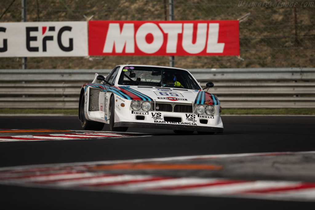 Lancia Beta Montecarlo - Chassis: 1009 - Driver: Franco Meiners  - 2017 Hungaroring Classic