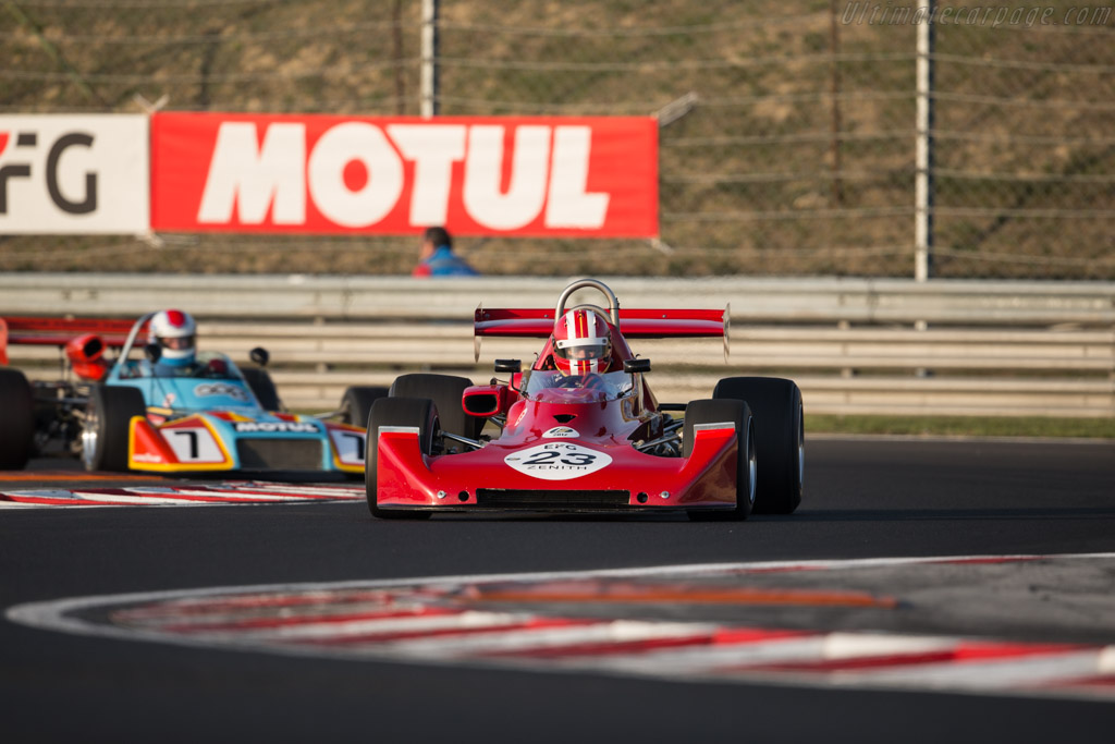 Lola T360 - Chassis: HU8 - Driver: Nick Pink  - 2017 Hungaroring Classic