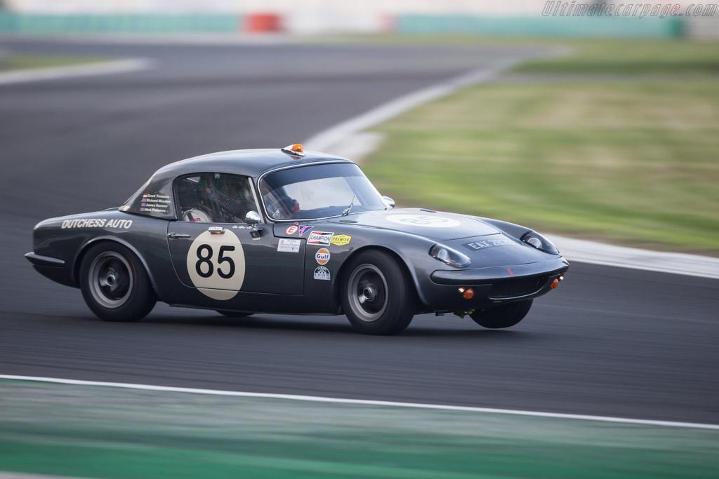 Lotus Elan 26R - Chassis: 26-R-9 - Driver: Grant Tromans / Richard Meaden  - 2017 Hungaroring Classic