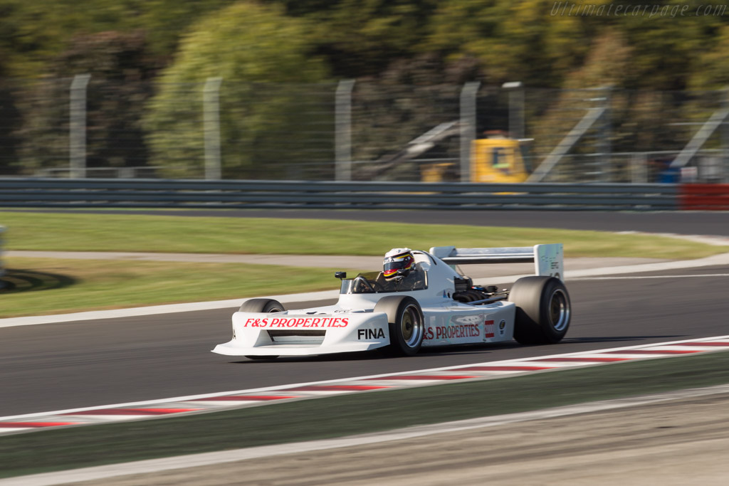 March 782 - Chassis: 782-22 - Driver: Pete Racely  - 2017 Hungaroring Classic