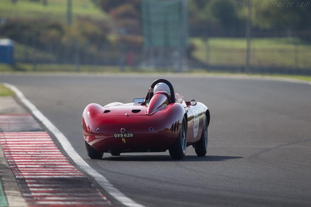 Maserati 300S - Chassis: 3060 - Driver: Conrad M. Ulrich  - 2017 Hungaroring Classic