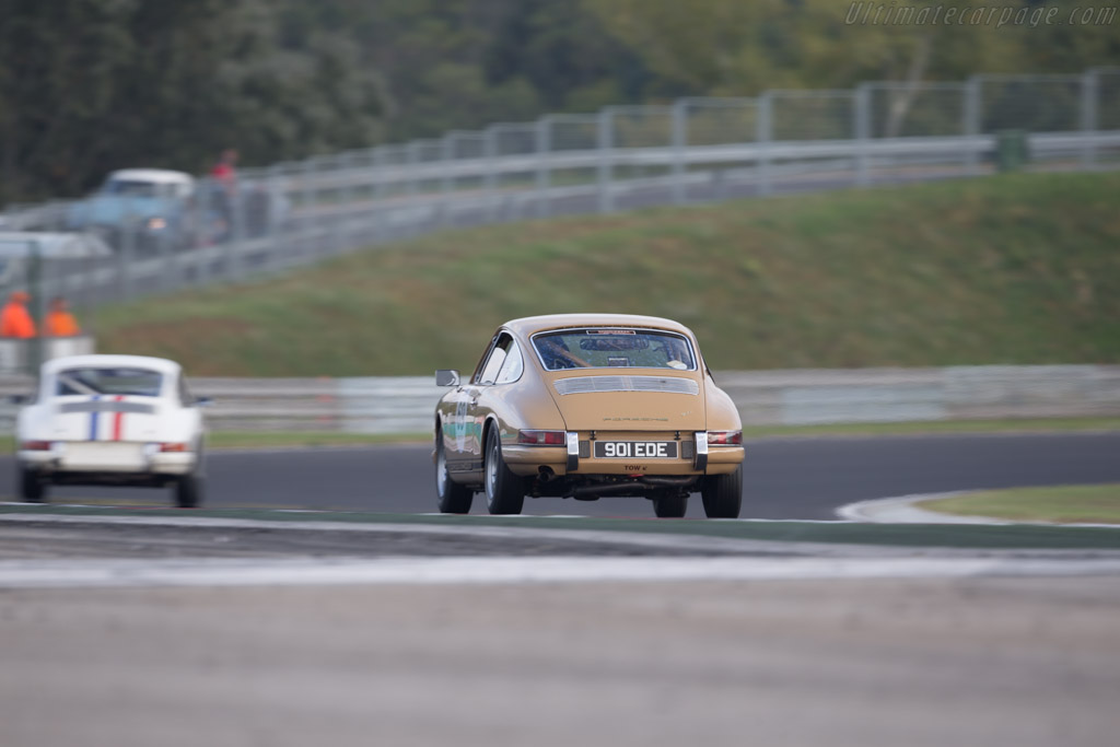 Porsche 911  - Driver: Sanjay Tanwar  - 2017 Hungaroring Classic