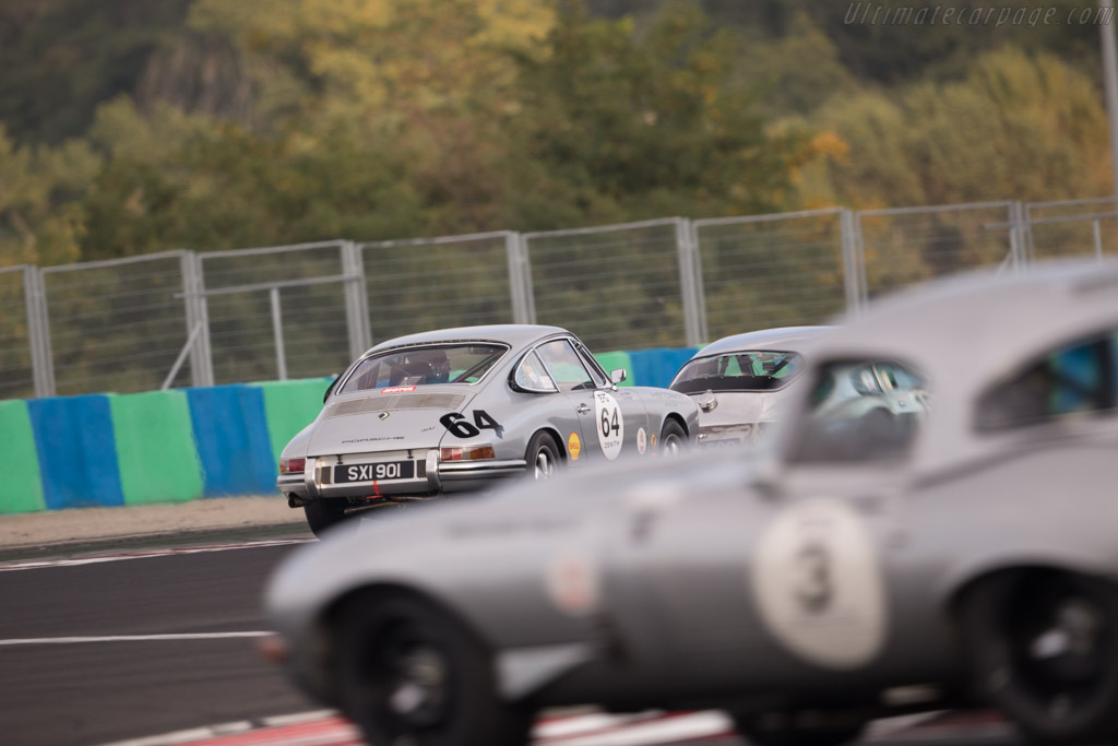 Porsche 911 - Chassis: 300241 - Driver: Oliver Bryant  - 2017 Hungaroring Classic