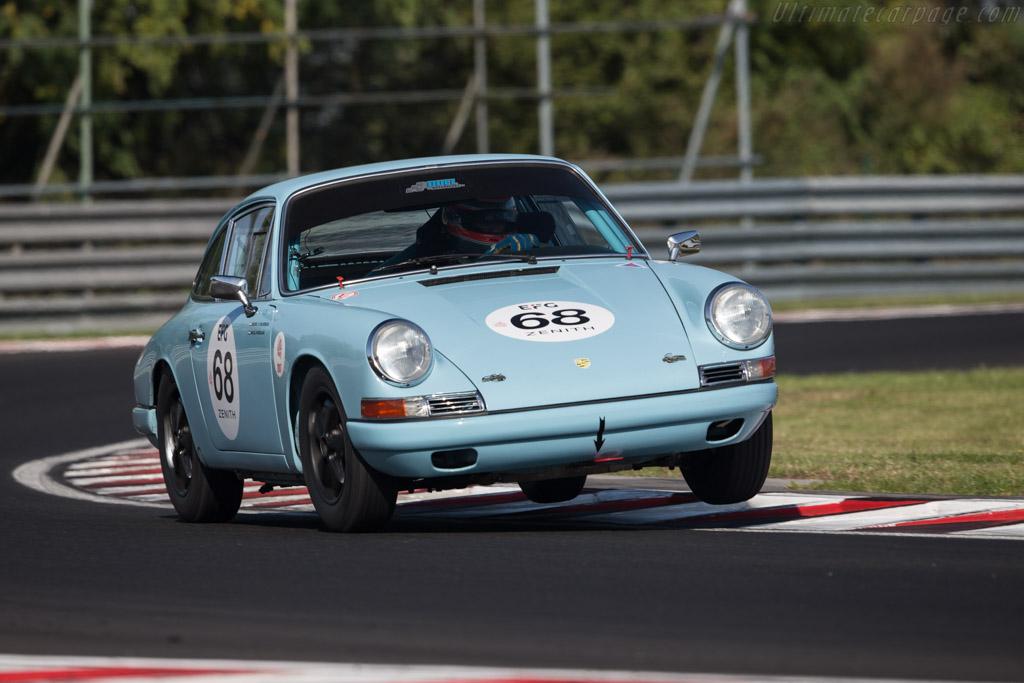 Porsche 911 - Chassis: 303498 - Driver: Michiel van Duijvendijk / Pascal Pandelaar  - 2017 Hungaroring Classic