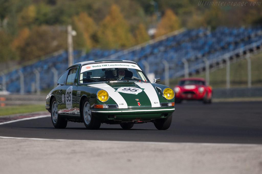 Porsche 911  - Driver: Robert Haug / Uwe Bruschnik  - 2017 Hungaroring Classic