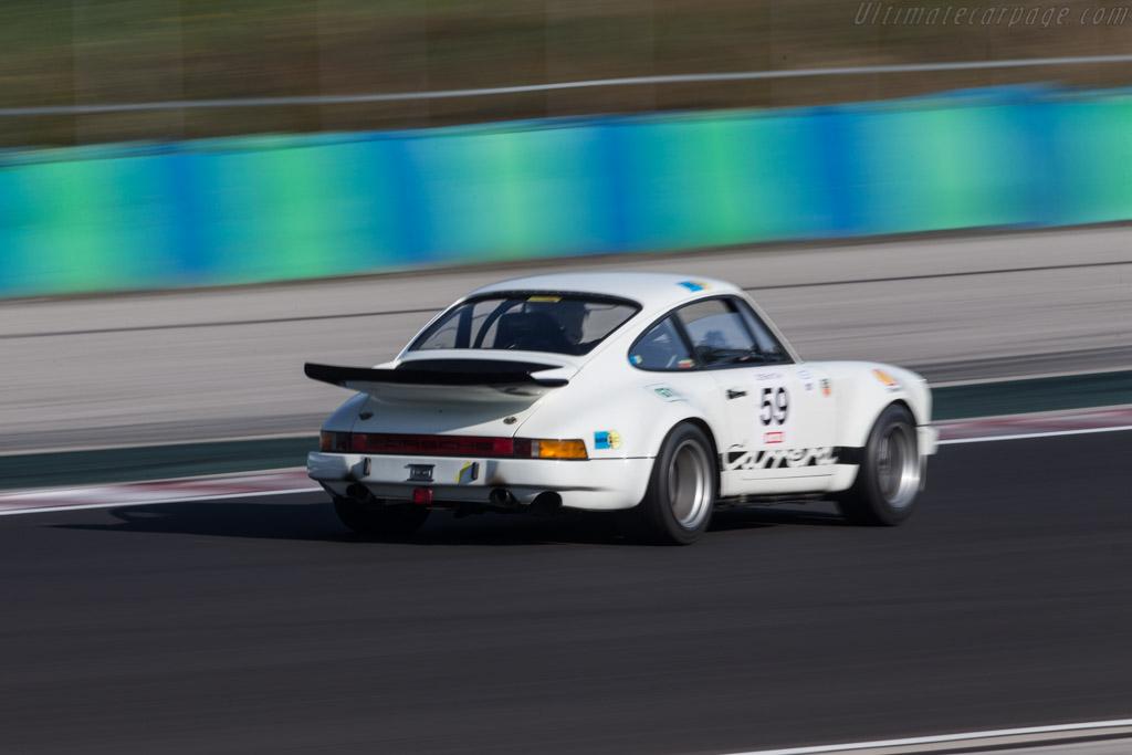 Porsche 911 Carrera RS 3.0  - Driver: Gerald Palacios  - 2017 Hungaroring Classic