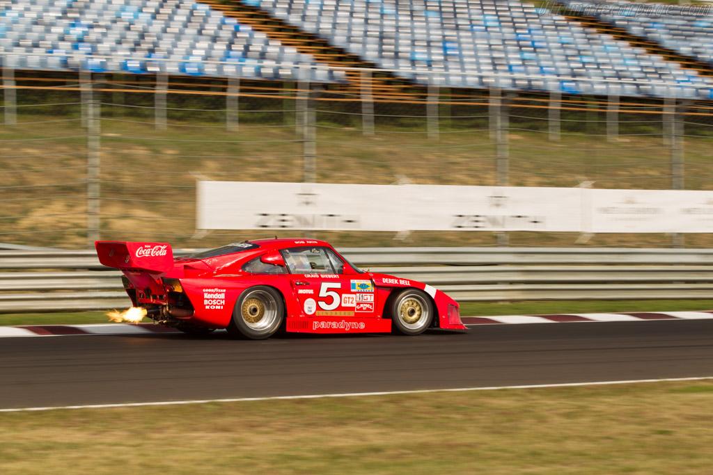 Porsche 935 K3 - Chassis: 000 0013 - Driver: Henrik Lindberg  - 2017 Hungaroring Classic